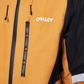 Oakley TC Gunn Veste Shell Homme, gold yellow